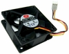 Superred 12VDC 0.30A 3-Wire 60x20mm Fan CHD6012ES-A