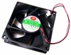 Superred 12v DC 0.32a 2-Wire 80x25mm Fan CHA8012DB-N
