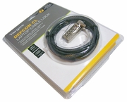 Targus Defcon CL Notebook Cable Lock DEFCON-CL-PA410U