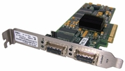 Topspin  InfiniBand 10 Gb 4x PCI-Ex Dual Port 26K7618