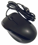 Tornado Black Wired Scroll PS2 Optical Mouse M360-BLACK