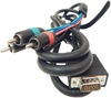Total-Tec VGA to Ypbpr 1.8M Video Cable 42-88511-001A