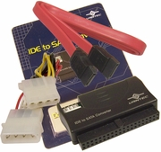 Vantec IDE-to-SATA Adapter Converter NEW Kit CB-IS100 599091-001 Adapter Retail