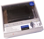Venus 3.5 External Drive USB 2.0 Enclosure  DS-2316B2B New Retail Aluminum
