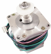 Vexta 2.8a DC 2.57v 2-Ph Stepper Motor C6838-9212K-C4 4-Wire 4-Pin Oriental Motor