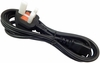 Well Shin WS-012A 13A/250V - WS-002 10A/250V Power cord