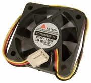 YSTECH 12v DC 1.56w 3-Wire 50x15mm Fan FD1250155B-1A Cooler Master
