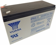 Yuasa 12V 45W Valve Regulate Lead Acid Battery NPW45-12