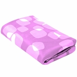 4moms Breeze Waterproof Playard Sheet - Raspberry