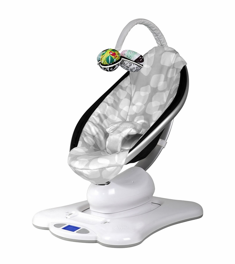 Popular 4moms mamaroo silver plush 12 Idea - Simple Mamaroo Baby Swing Luxury