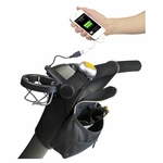 4Moms Origami Handle Bag + Cell Phone Cable