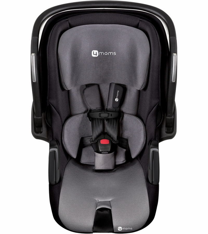 4moms self installing infant car seat black. Black Bedroom Furniture Sets. Home Design Ideas