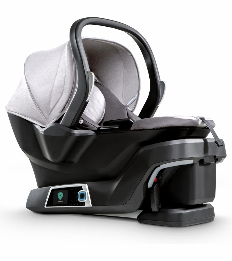4moms self installing infant car seat grey. Black Bedroom Furniture Sets. Home Design Ideas