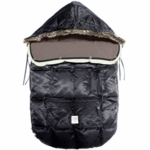 7 A.M. Enfant Le Sac Igloo Large Baby Bunting in Black