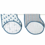 Aden + Anais Burpy Bibs - 2 Pack - Prince Charming