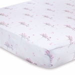 Aden + Anais Classic Crib Sheet - For the Birds (Owls)