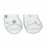 Aden + Anais Burpy Bibs - 2-Pack - Up, Up & Away