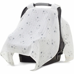 Aden + Anais Car Seat Canopy - Twinkle