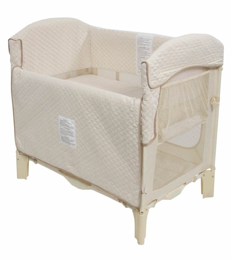 Arm 39 S Reach Mini Arc Convertible Co Sleeper In Natural