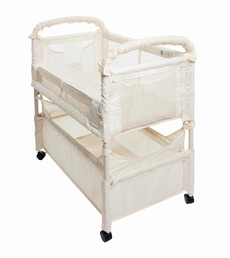 Arm 39 S Reach Mini Clear Vue Co Sleeper Natural