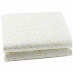 Auggie Changing Pad Cover in Fern