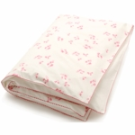 Auggie Twin Duvet Cover - Pretty with Pink