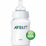 Avent BPA Free 9oz 1pk Bottle (SCF683/17)