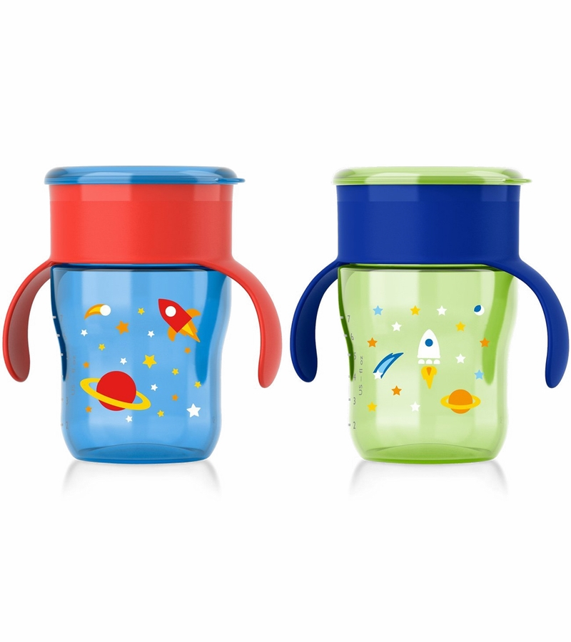 Avent Sippy Cup Tops : Avent my natural grown up drinking cup pack oz boy