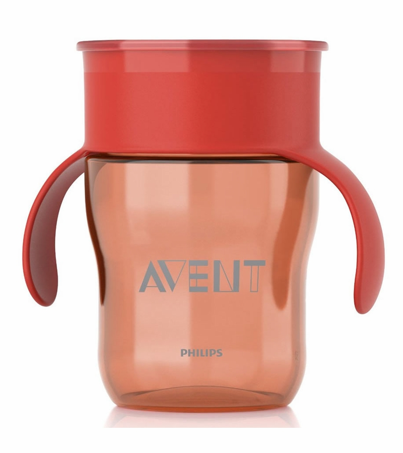 Avent Sippy Cup Tops : Avent natural cup oz pack red