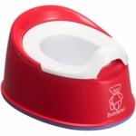 Baby Björn Smart Potty - Red