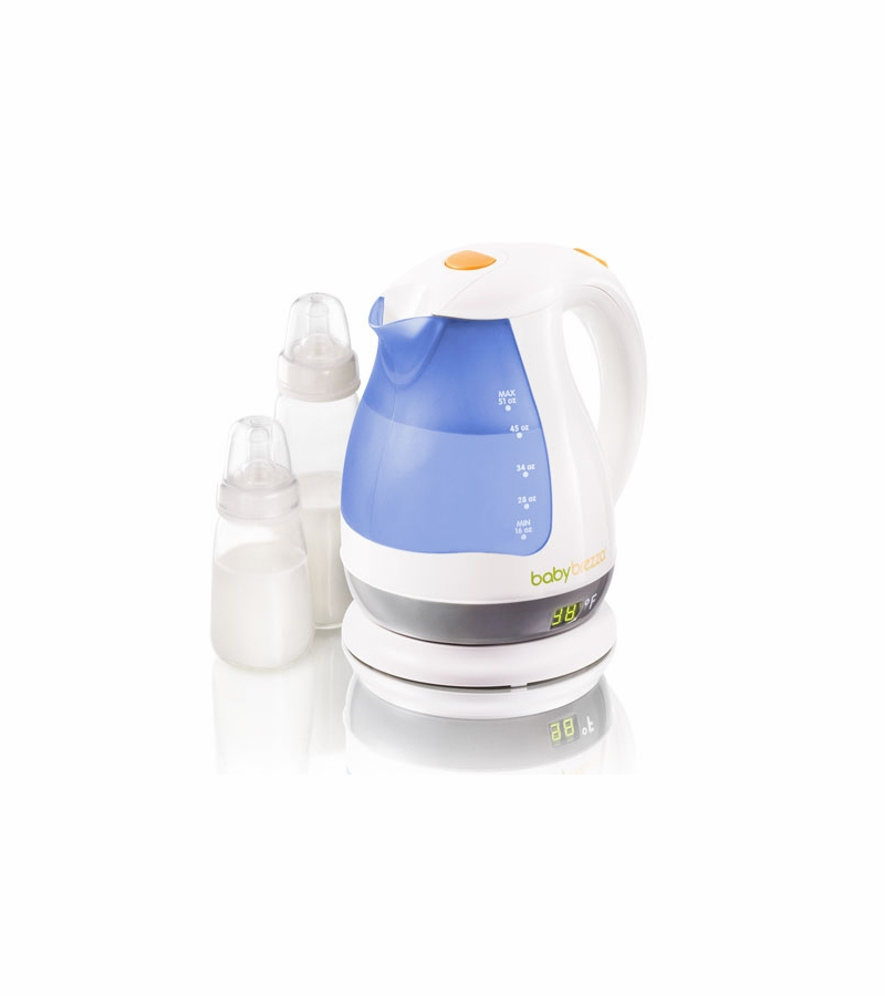 Baby Brezza Temperature Control Kettle White Grey