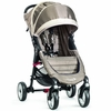 Baby Jogger 2015 City Mini 4 Wheel Stroller Crimson Gray