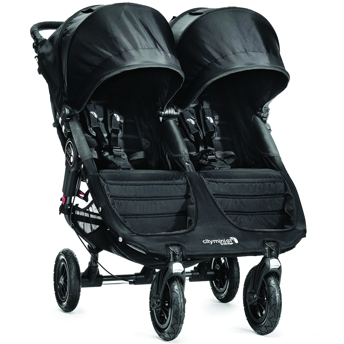 Baby Jogger City Mini GT Double Stroller 2016/2017 Black/...