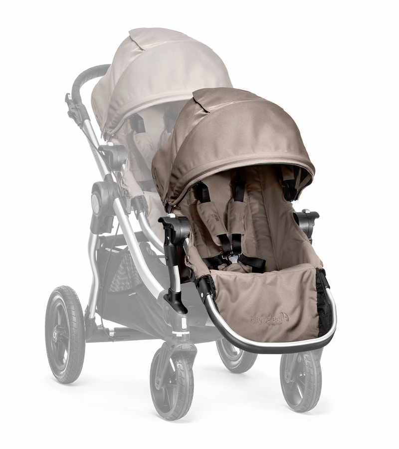 Baby Jogger  City Mini Double Stroller Car Seat Adapter