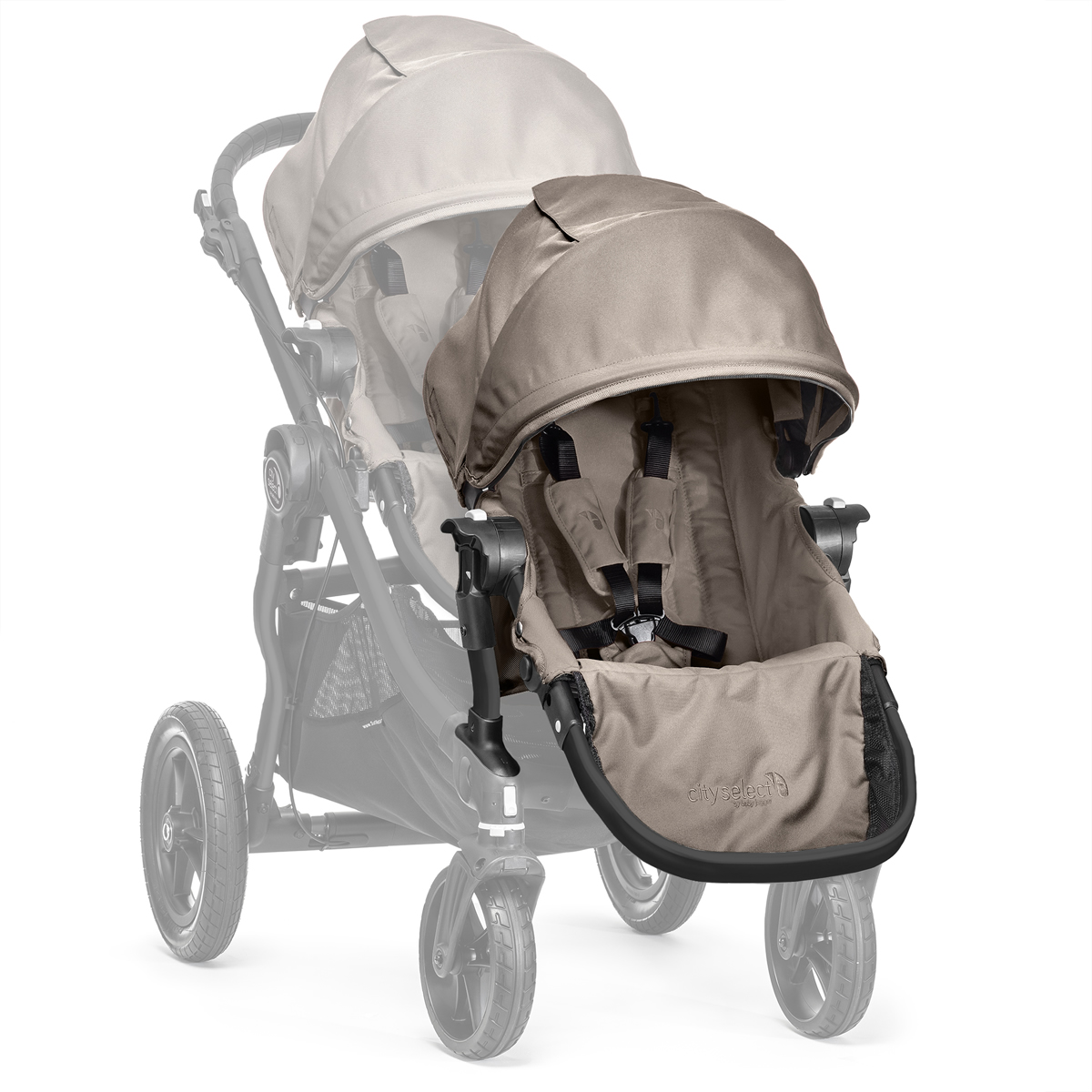 Baby Jogger 2014 City Select Second Seat - Sand