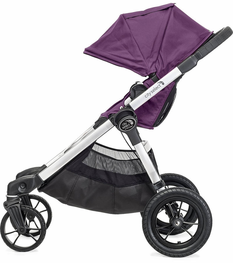 Baby Jogger City Select Single Stroller Amethyst
