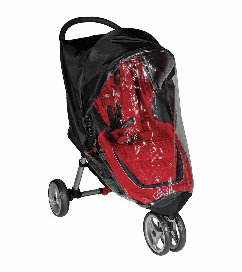 Baby Jogger City Mini Mini Gt Single Rain Canopy