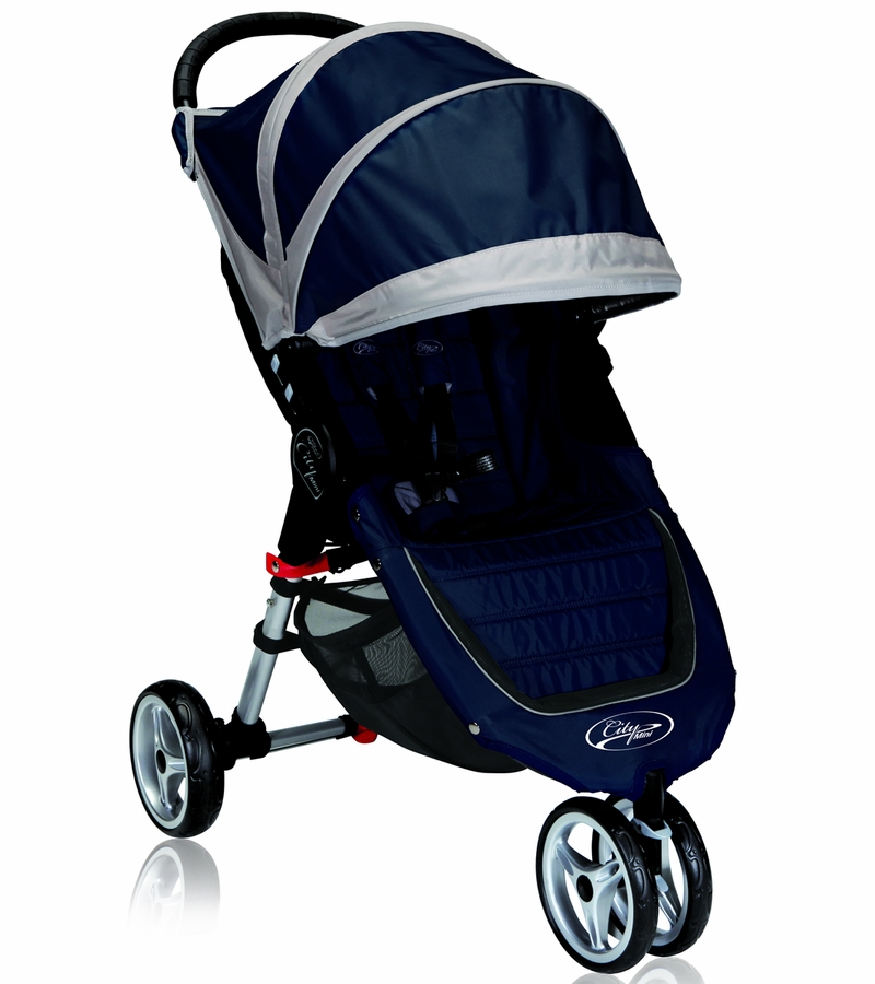 Baby Jogger City Mini Single 2013 Navy Blue