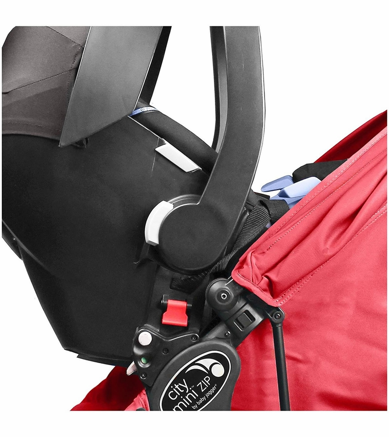 baby jogger city mini zip car seat adapter for baby jogger chicco peg perego. Black Bedroom Furniture Sets. Home Design Ideas