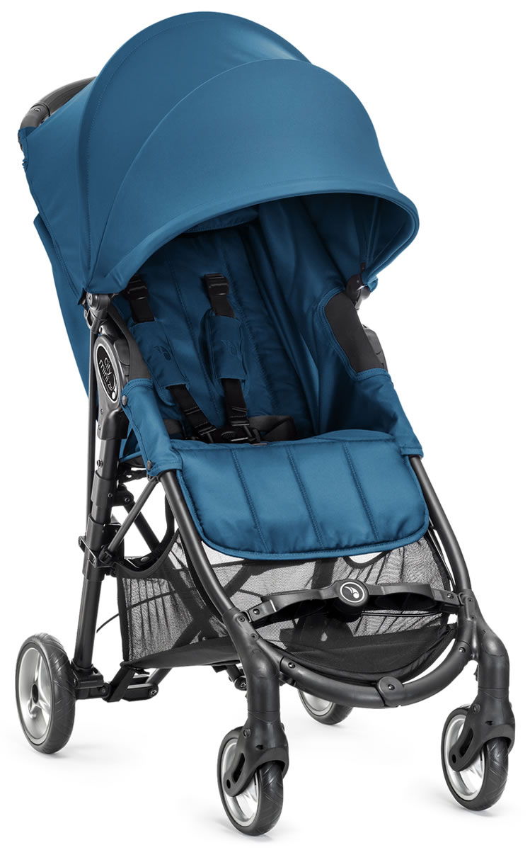 Baby Jogger City Mini Zip Stroller Teal