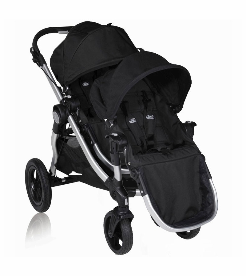 baby jogger city select 2013 stroller with second seat kit. Black Bedroom Furniture Sets. Home Design Ideas