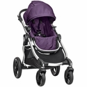Baby Jogger City Select Stroller 2015 Amethyst