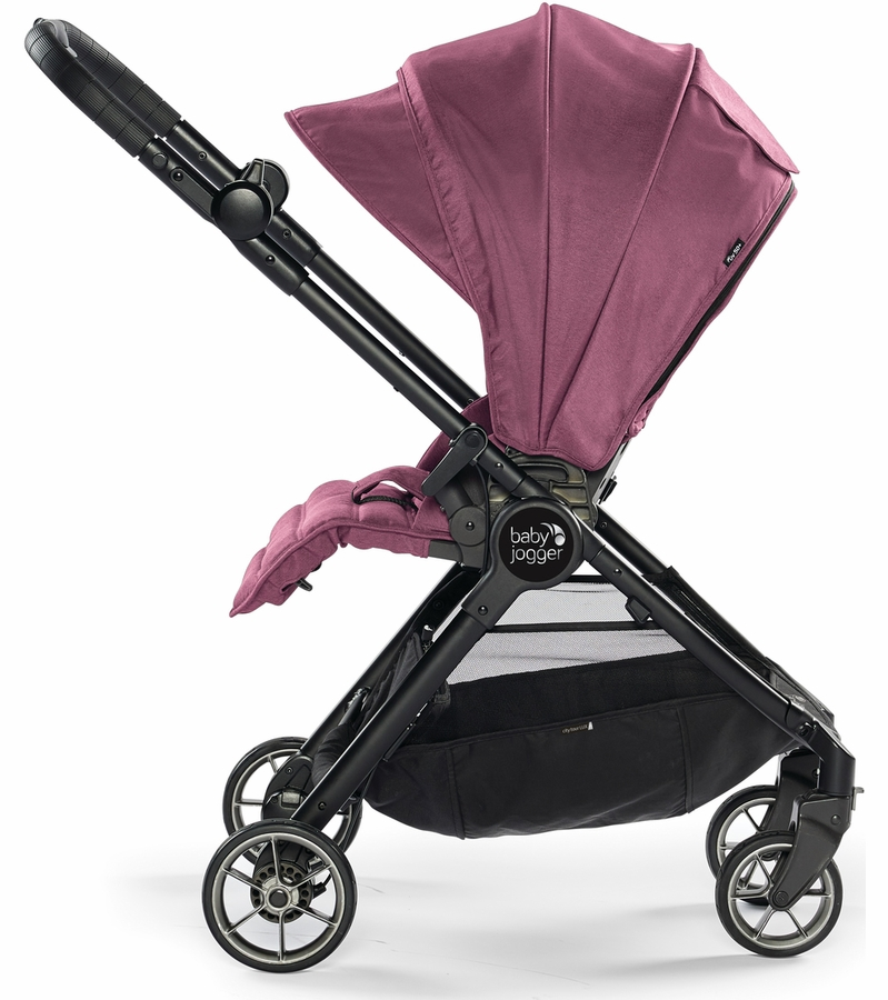 City Jogger Stroller >> Baby Jogger City Tour LUX Stroller - Rosewood