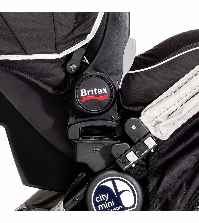 baby jogger single car seat adaptor britax b safe. Black Bedroom Furniture Sets. Home Design Ideas