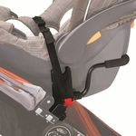 Baby Jogger Summit X3, FIT, City Elite, Mini & Mini GT Adapter for Chicco/Cybex/Maxi-Cosi/Nuna/Peg Perego