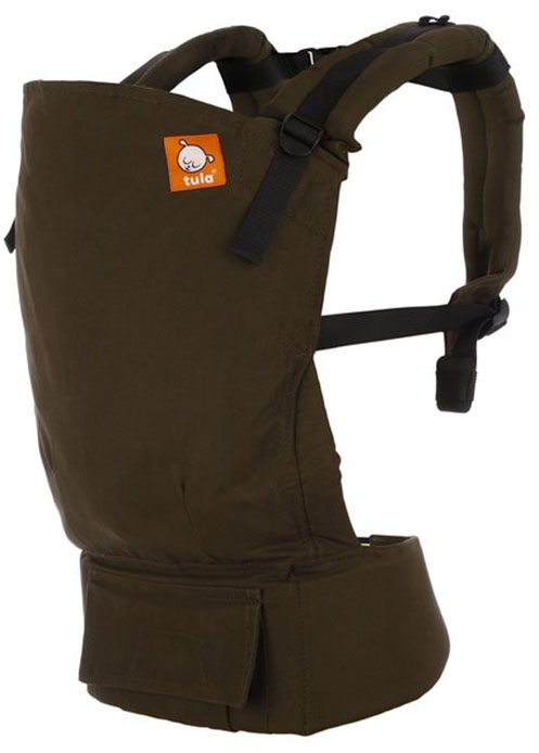 Baby Tula Toddler Canvas Baby Carrier - Olive