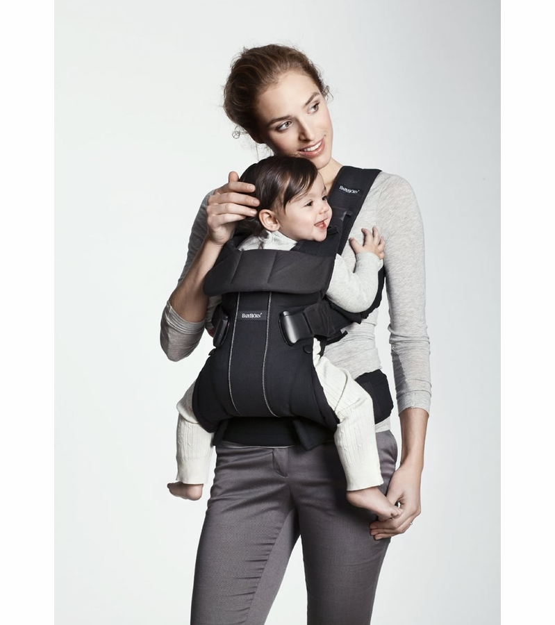 Babybj 246 Rn Baby Carrier One Mesh Silver