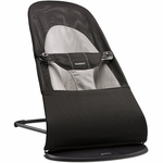 BabyBjörn Bouncer Balance Soft - Mesh - Black / Grey