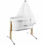BabyBjörn Canopy for Cradle - White