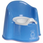 BabyBjorn Potty Chair - Blue